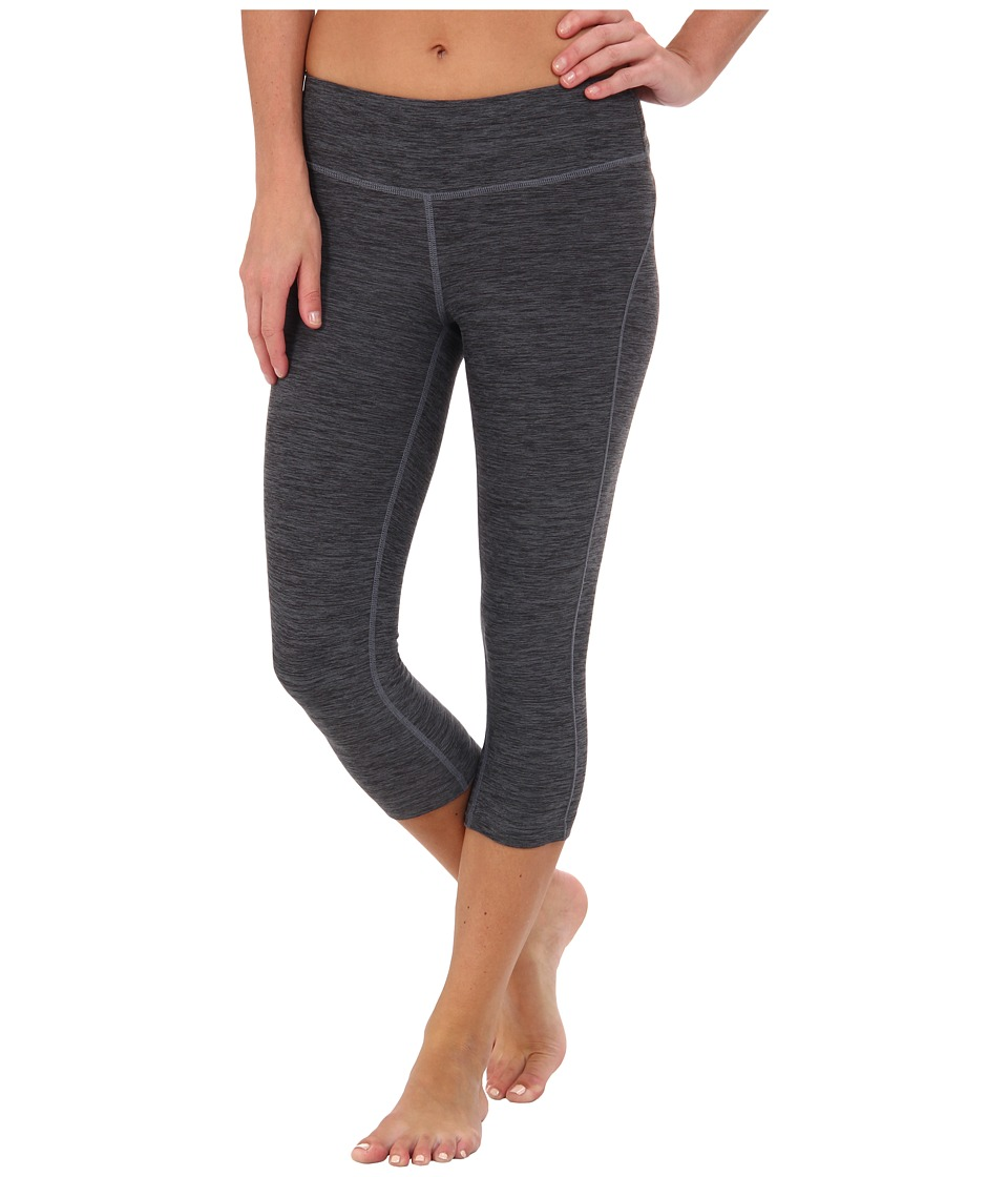 New Balance - Space Dye Capri (Black Grey) Women