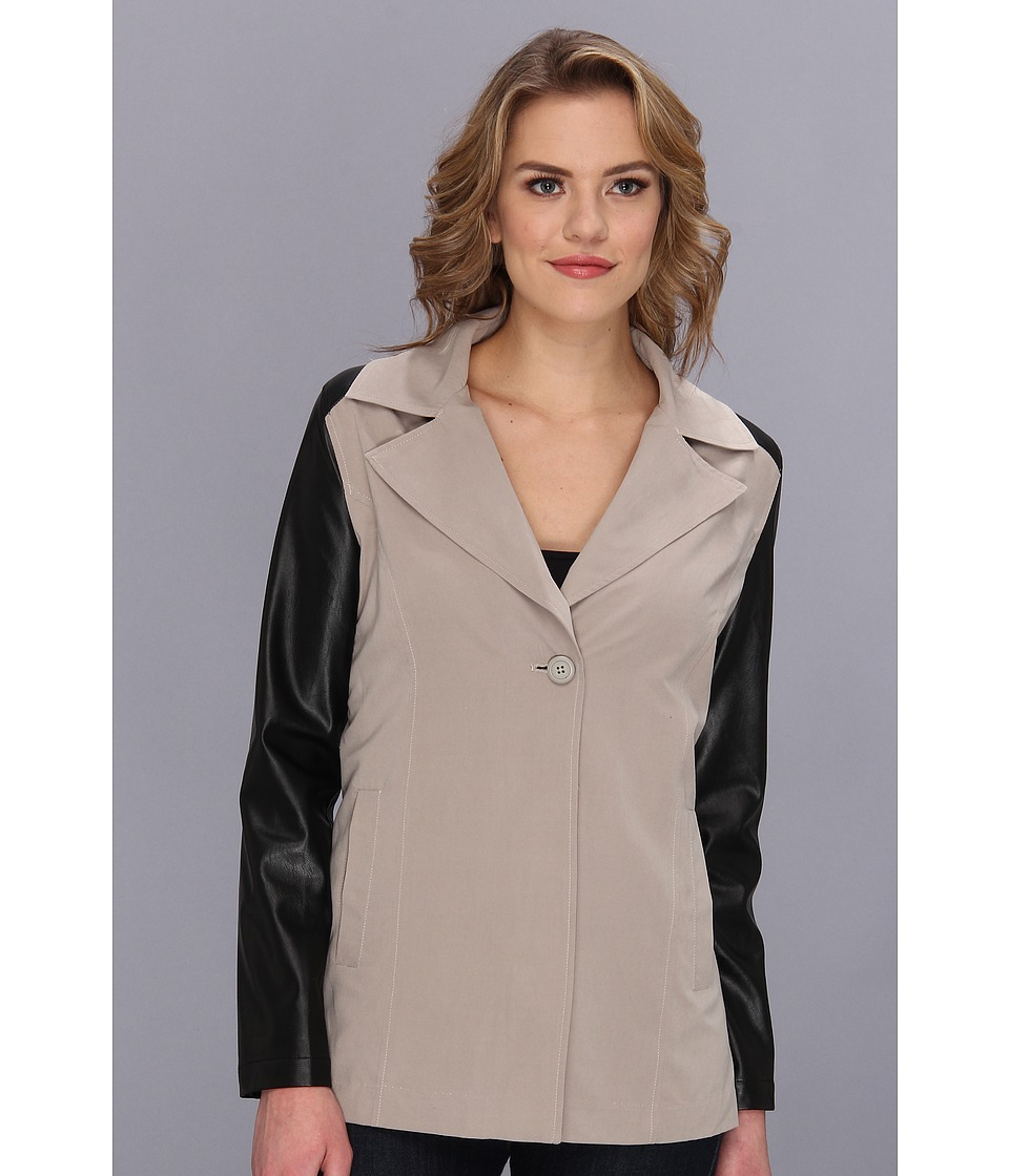 Jack by BB Dakota - Jamson Jacket (Dark Khaki) Women's Jacket