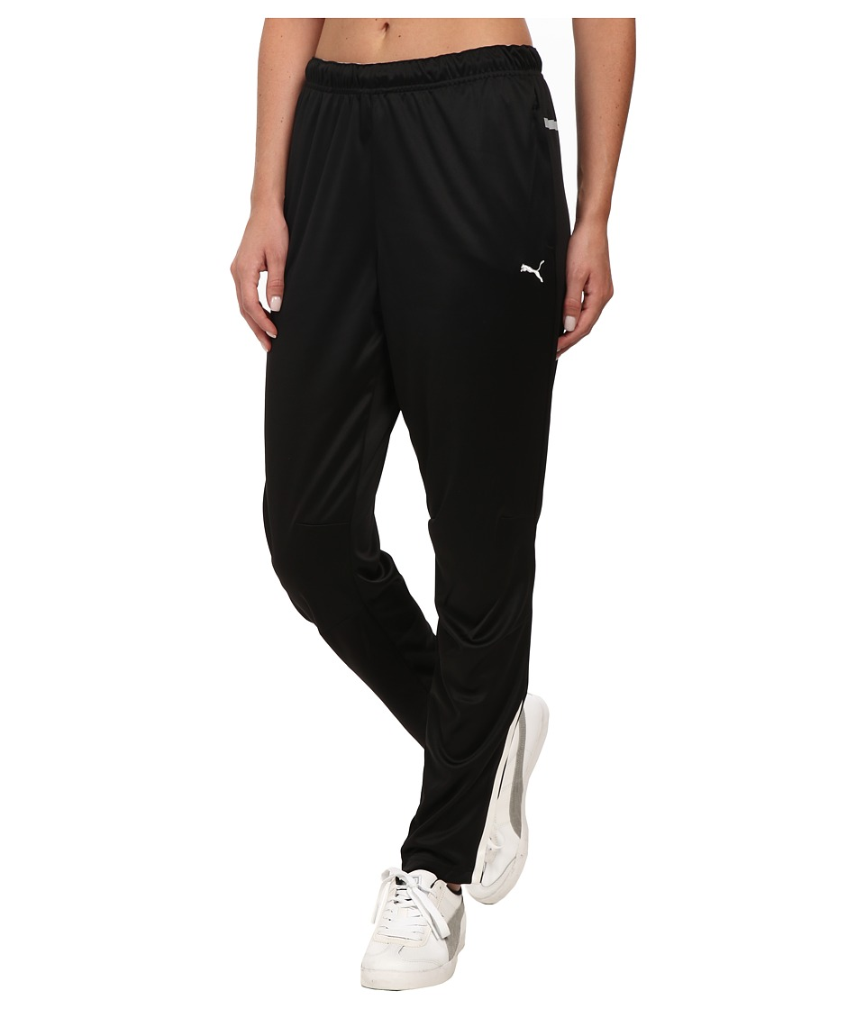PUMA - Her Game Walkout Pant (Black) Women's Casual Pants