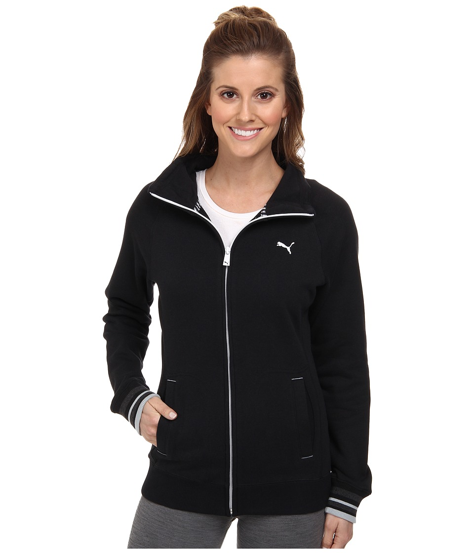 PUMA - Sweat Jacket (Black) Women