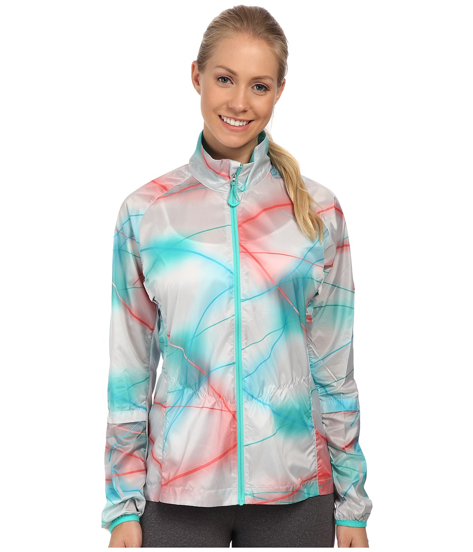 PUMA - Pr Graphic Lightweight Jacket (Micro Chip) Women's Jacket