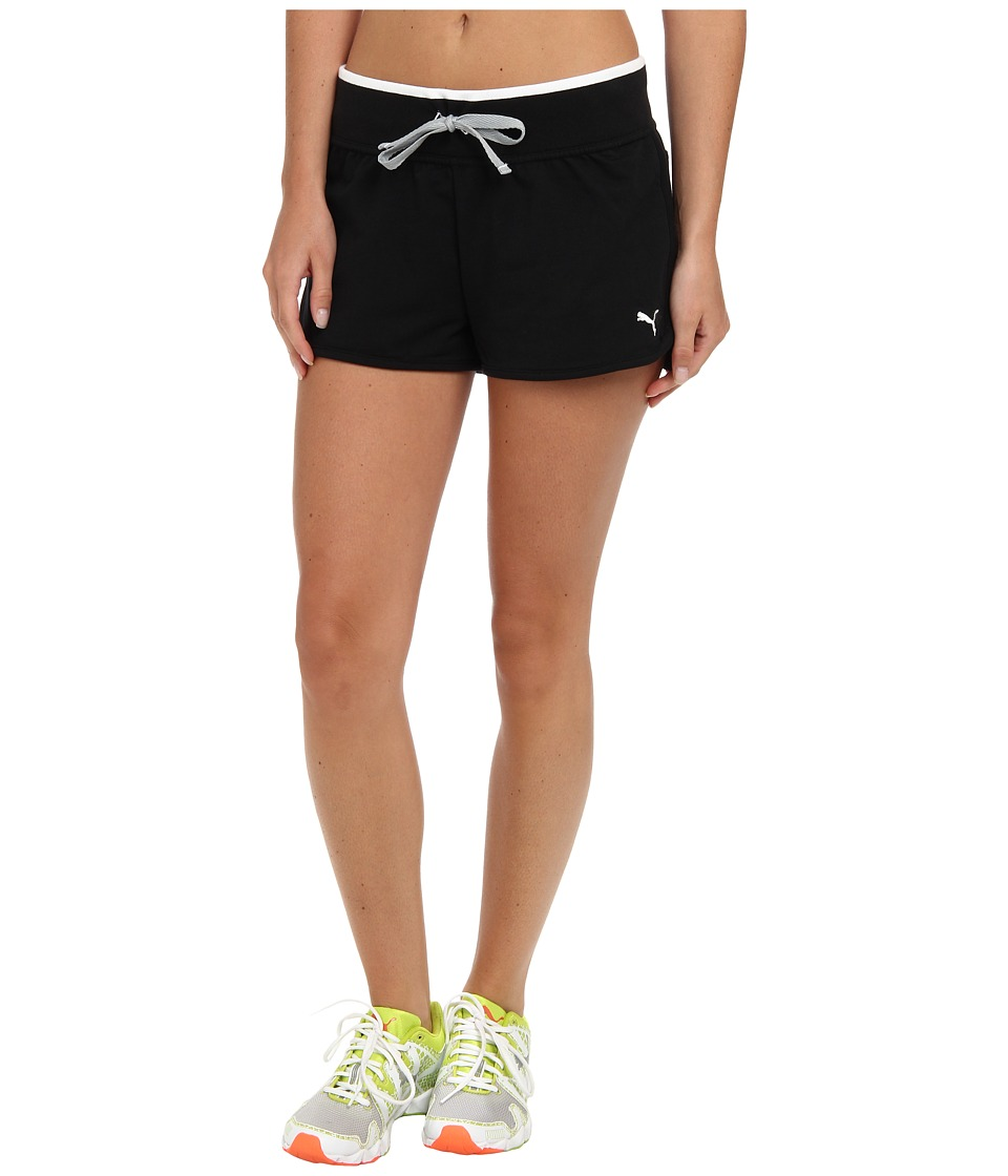 PUMA - Sweat Short (Black) Women's Shorts
