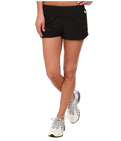 PUMA - Gym 2 Mesh Short (Black) Women's Shorts