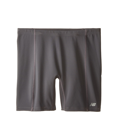 New Balance - 7 Volleyball Short (Magnet) Women's Shorts