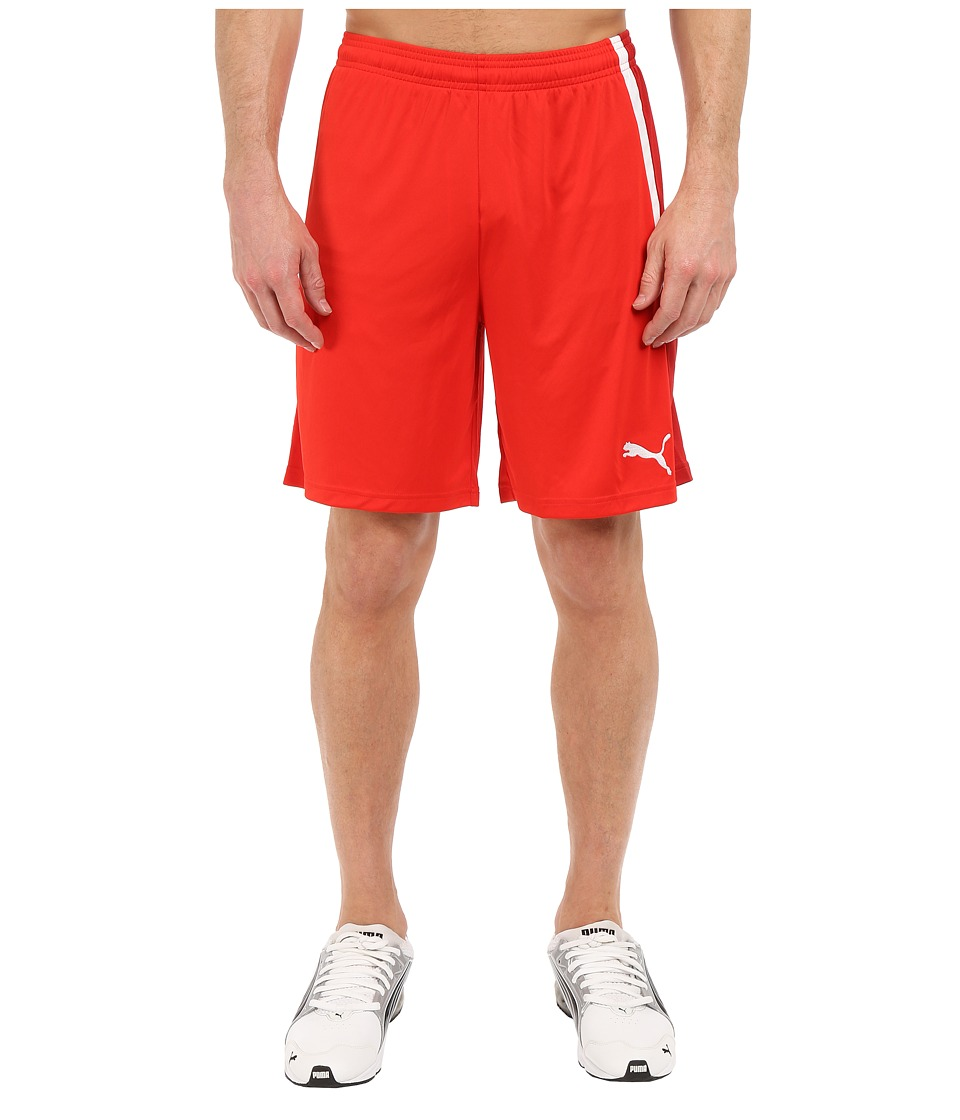 PUMA - Spirit Shorts w/o Inner Slip (Puma Red/Chili Pepper) Men's Shorts