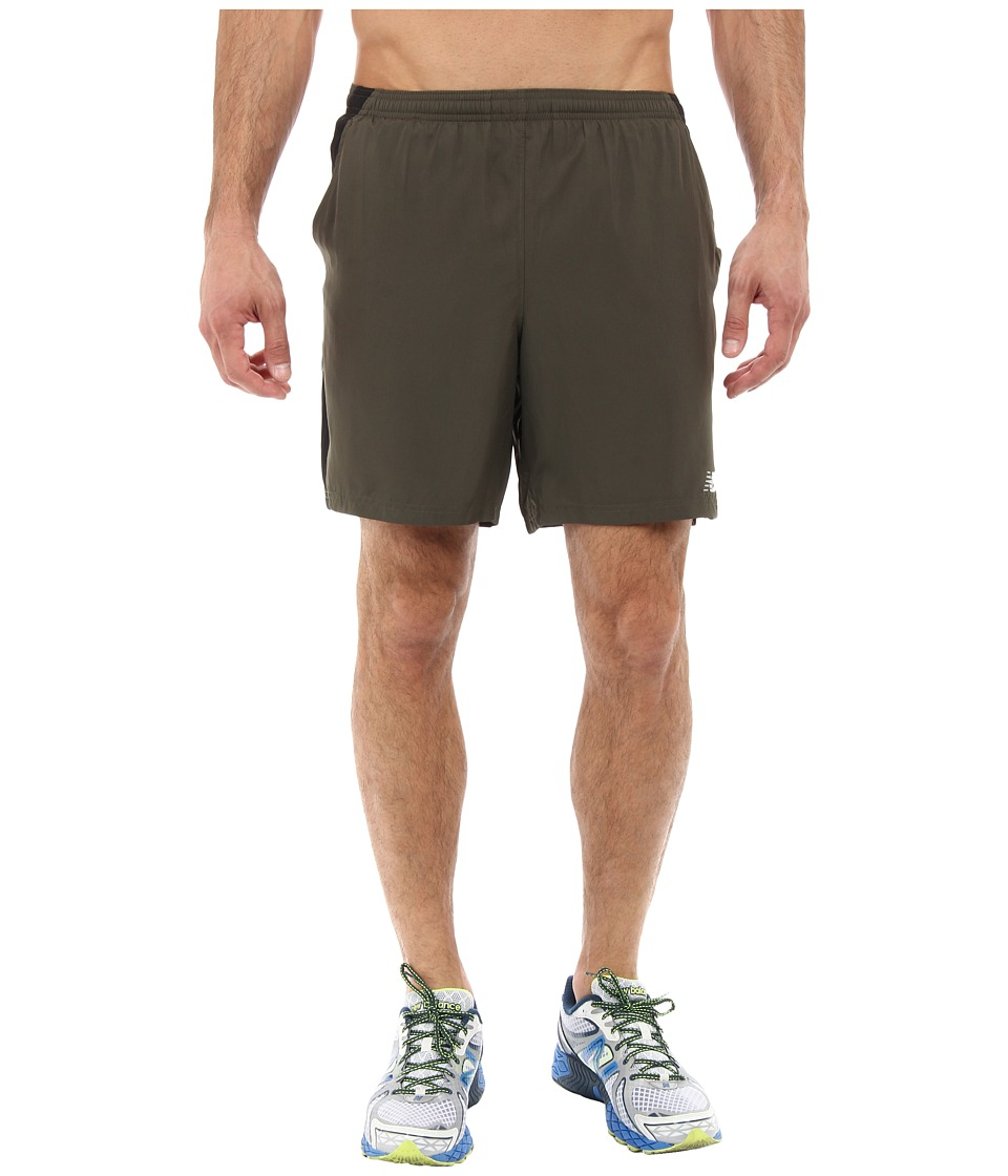 New Balance - 7 Run Short (Combat) Men's Shorts