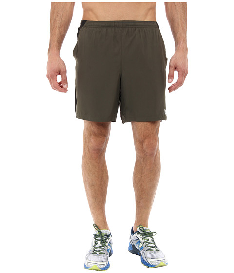New Balance - 7 Run Short (Combat) Men