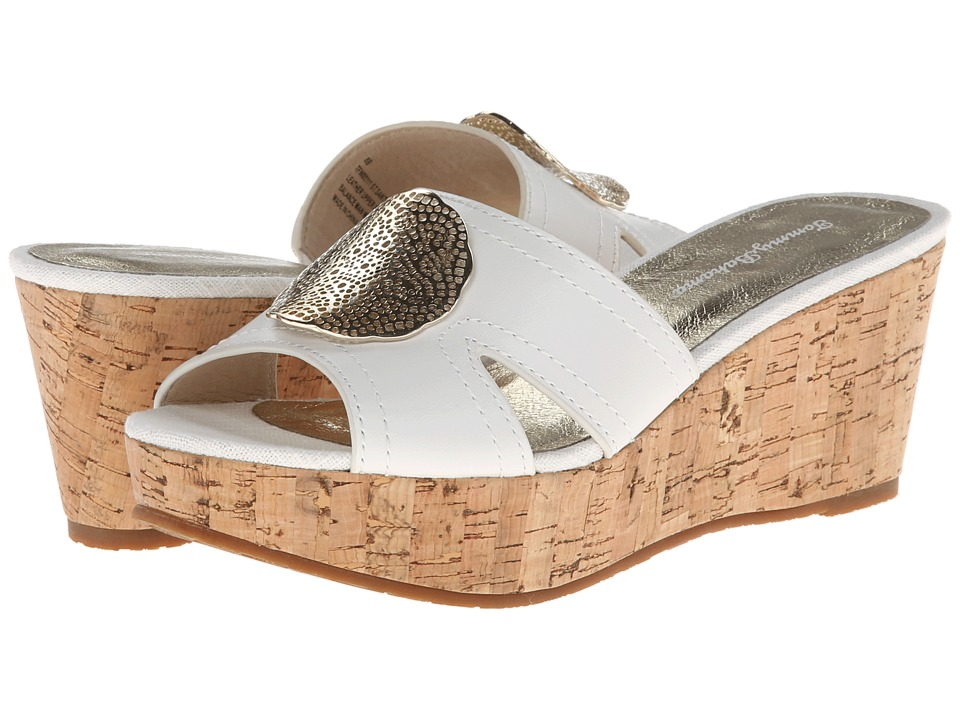 Tommy Bahama - St. Santino (White) Women's Shoes