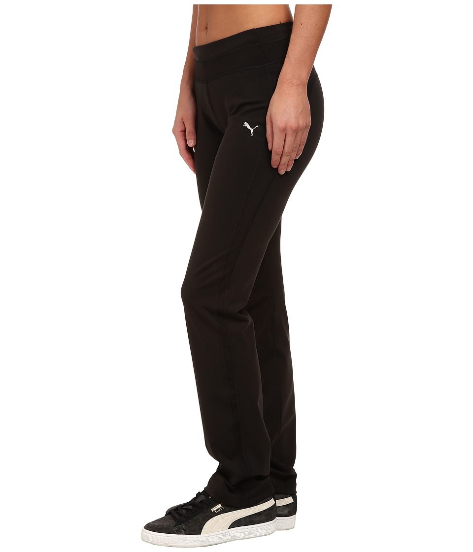 PUMA - Tp Slim Pants (Black) Women's Casual Pants