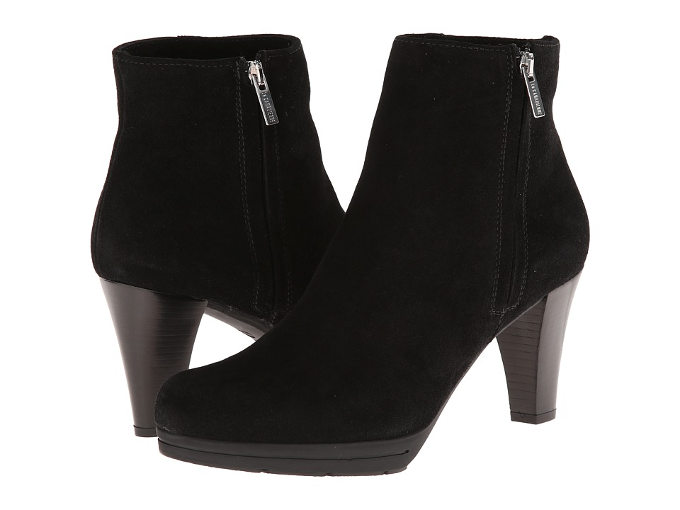 La Canadienne - Meredith (Black Suede) Women's Boots