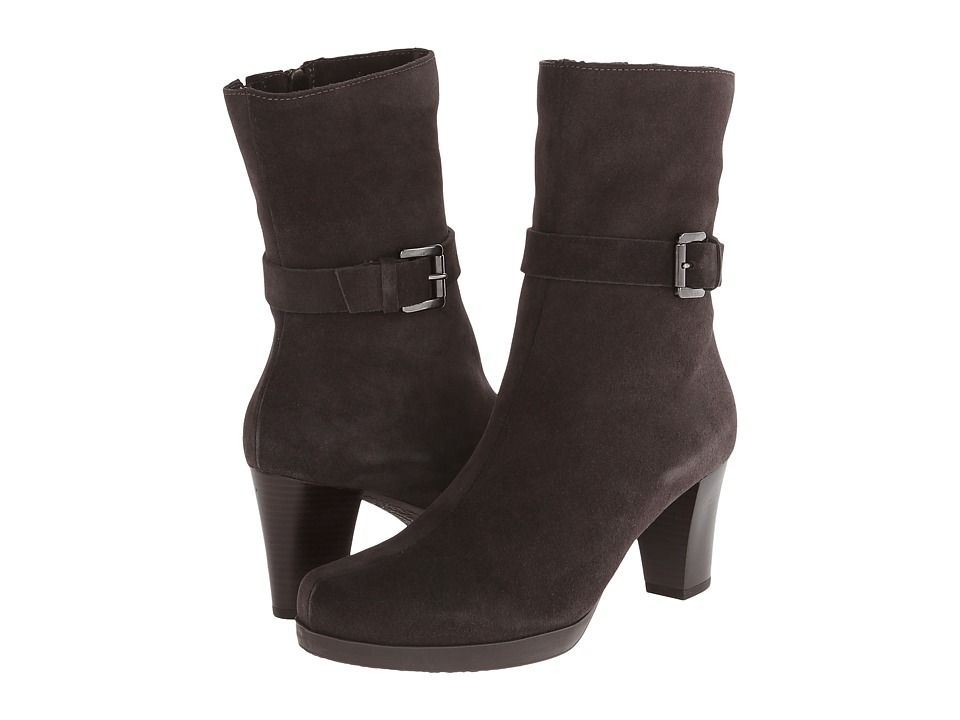 La Canadienne Kian (Moka Suede) Women