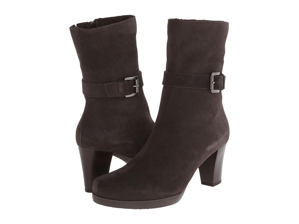 La Canadienne - Kian (Moka Suede) Women's Boots