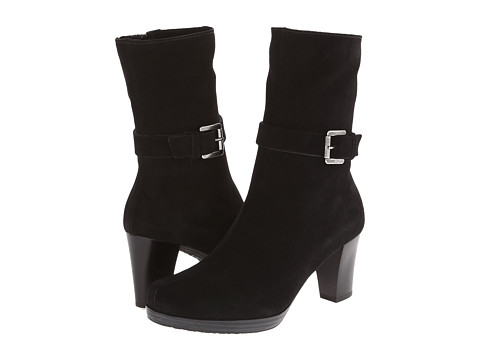 La Canadienne - Kian (Black Suede) Women