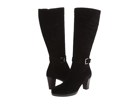 La Canadienne - Kit (Black Suede) Women's Boots