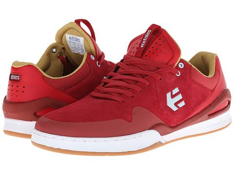 etnies - Marana E-Lite (Red) Men's Skate Shoes