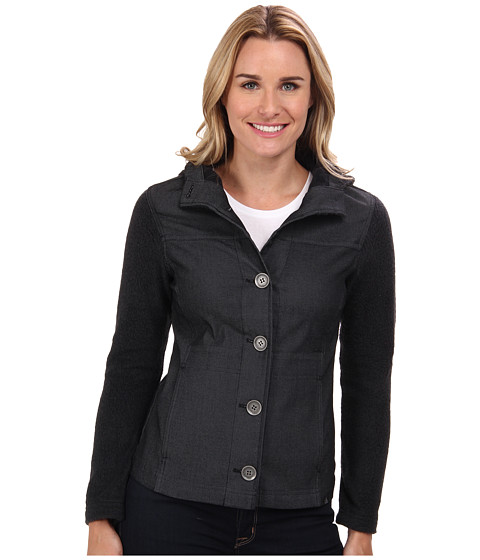 Prana - Toni Jacket (Black) Women