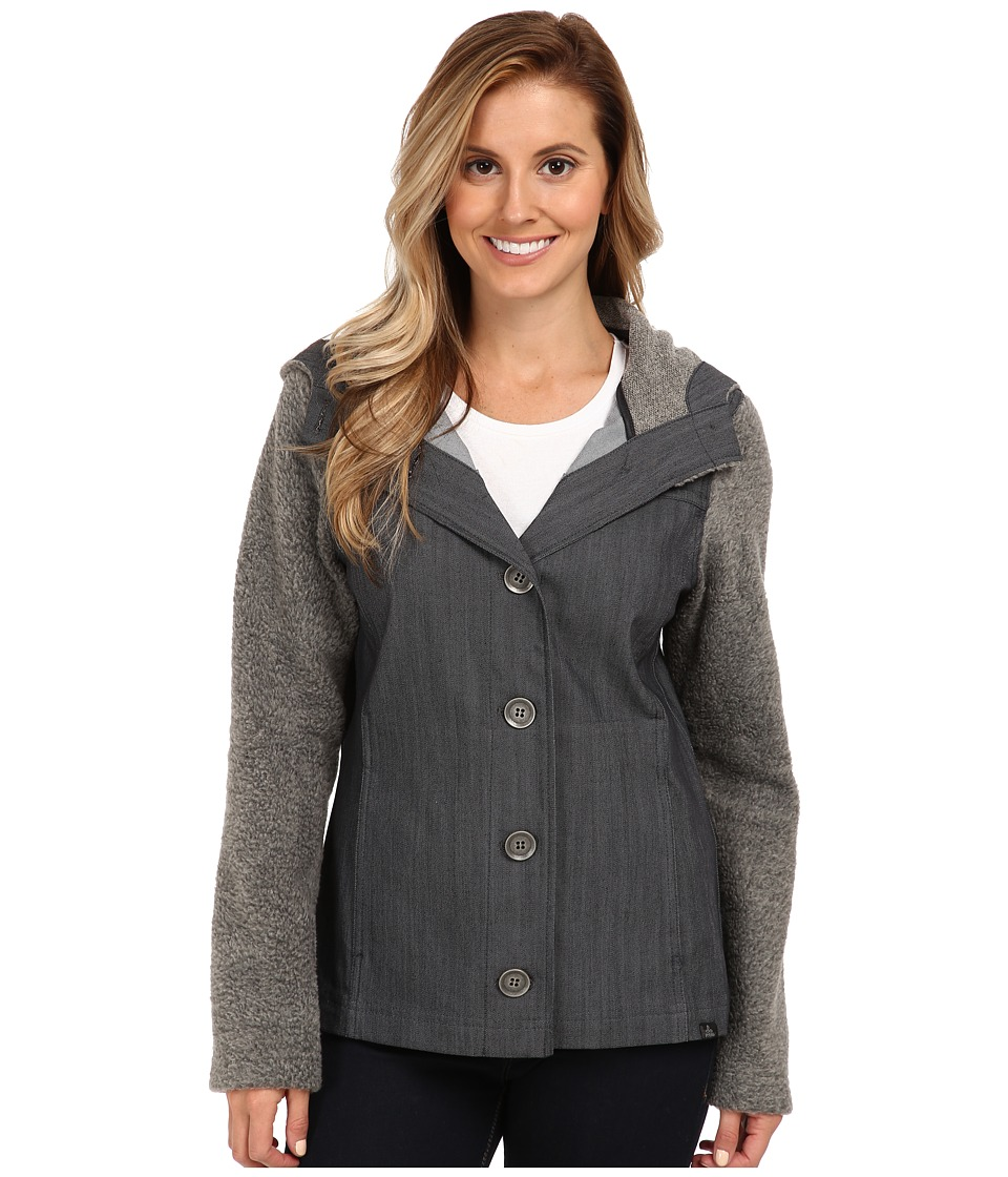 Prana - Toni Jacket (Denim) Women's Jacket