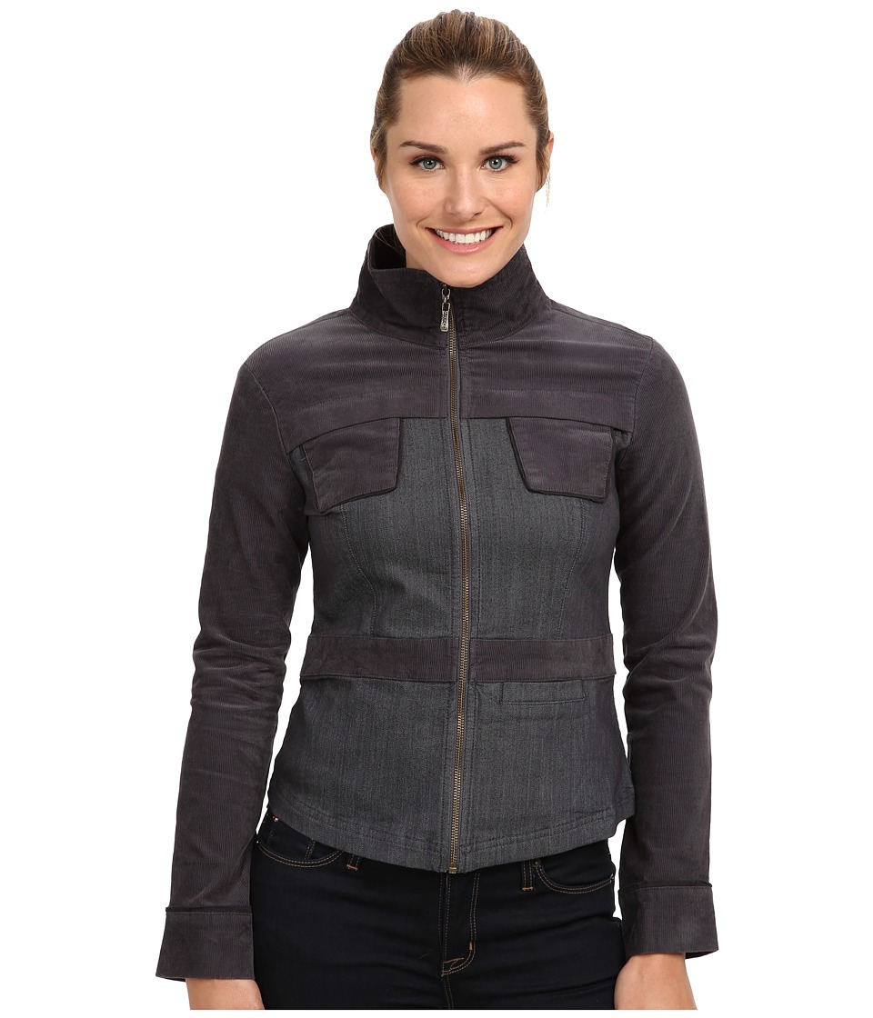 Prana - Nadine Jacket (Denim) Women's Coat