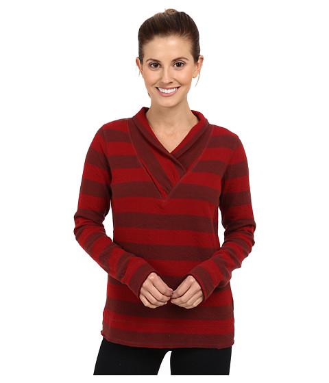 Prana - Ivona Top (Raisin) Women's Sweater