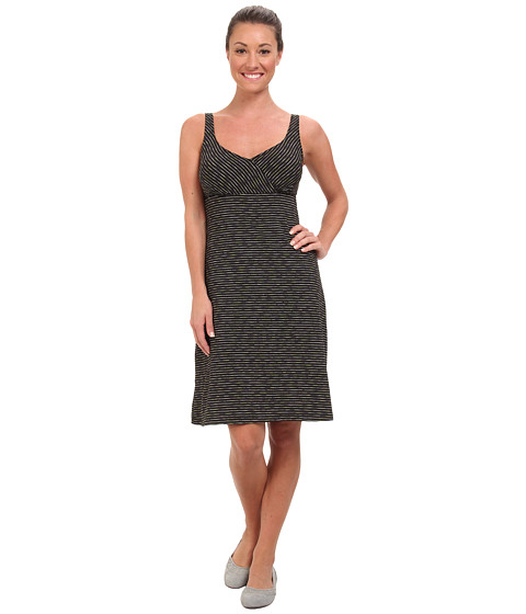 Prana - Ivy Dress (Black) Women's Dress