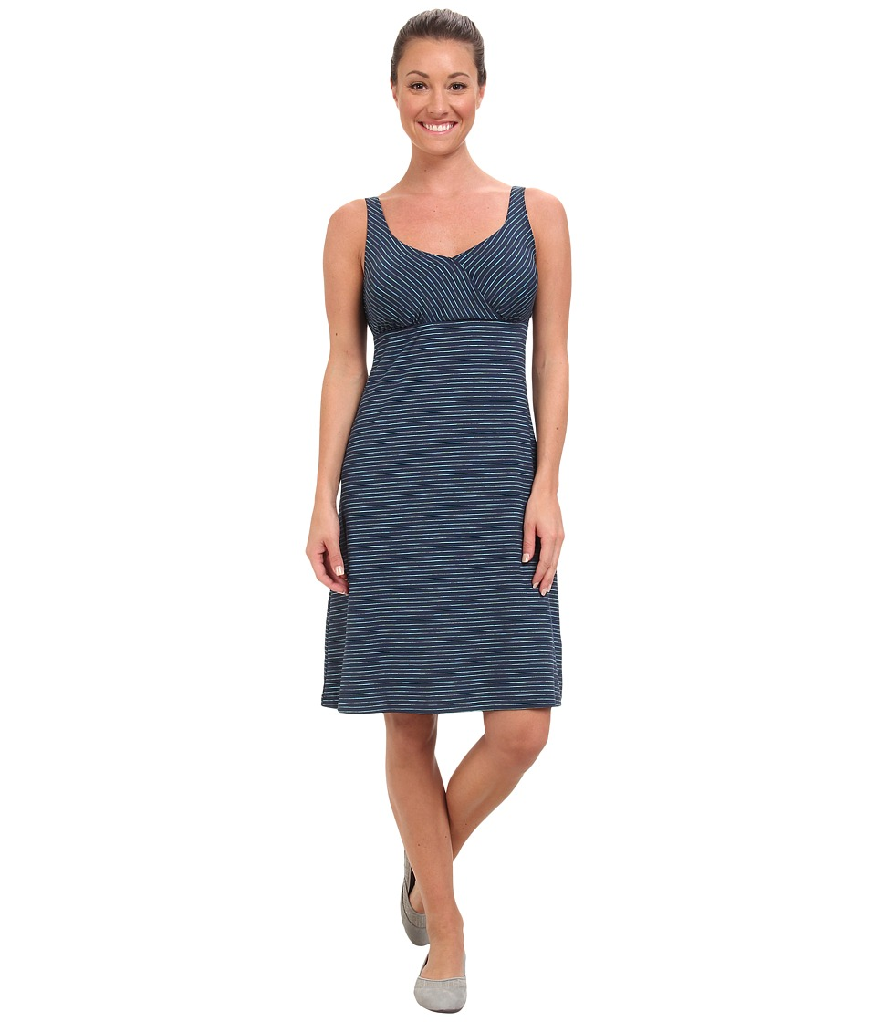 Prana - Ivy Dress (Dress Blue) Women