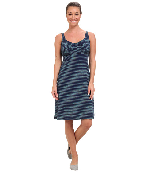 Prana - Ivy Dress (Dress Blue) Women's Dress