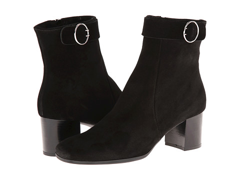 La Canadienne - Joni (Black Suede) Women