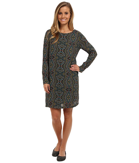 Prana - Cece Dress (Deep Teal) Women's Dress