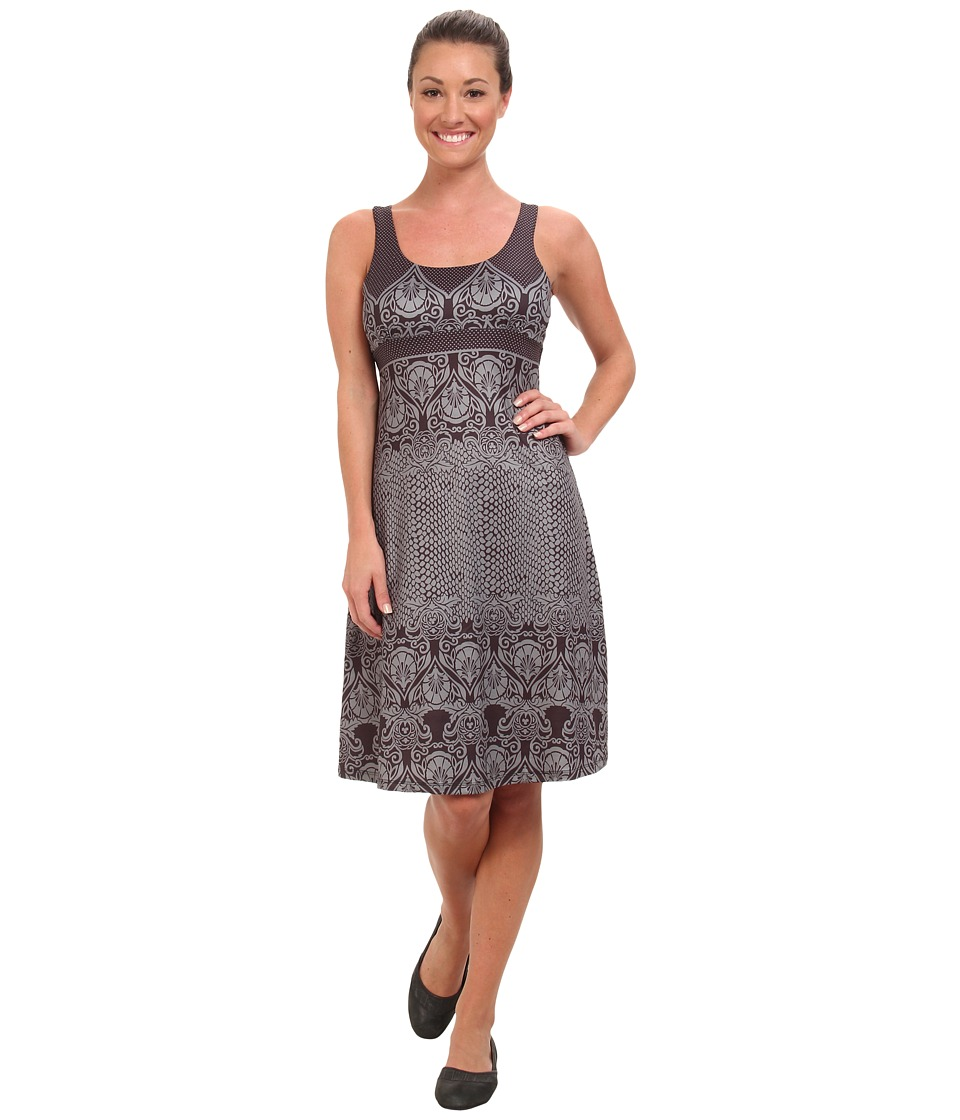 Prana - Holly Dress (Black) Women's Dress