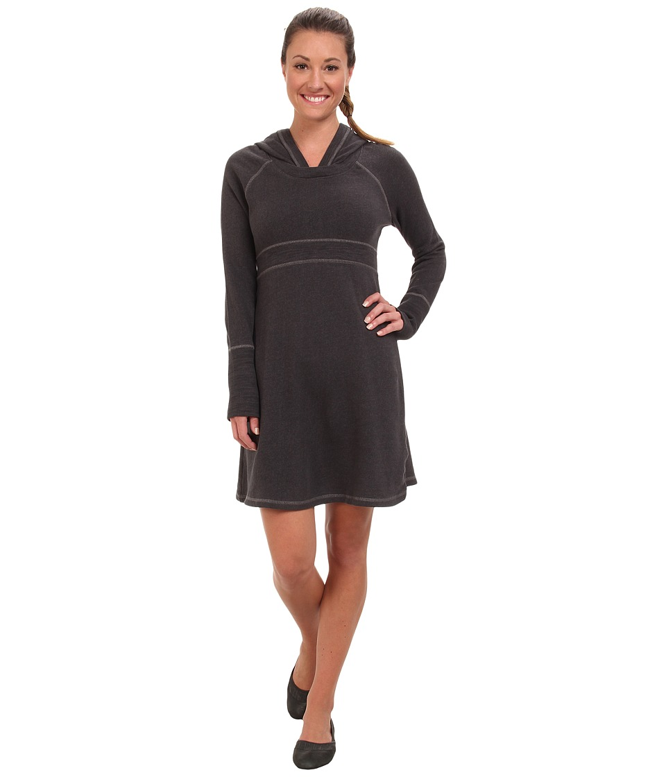 Prana - Nanette Dress (Black) Women's Dress