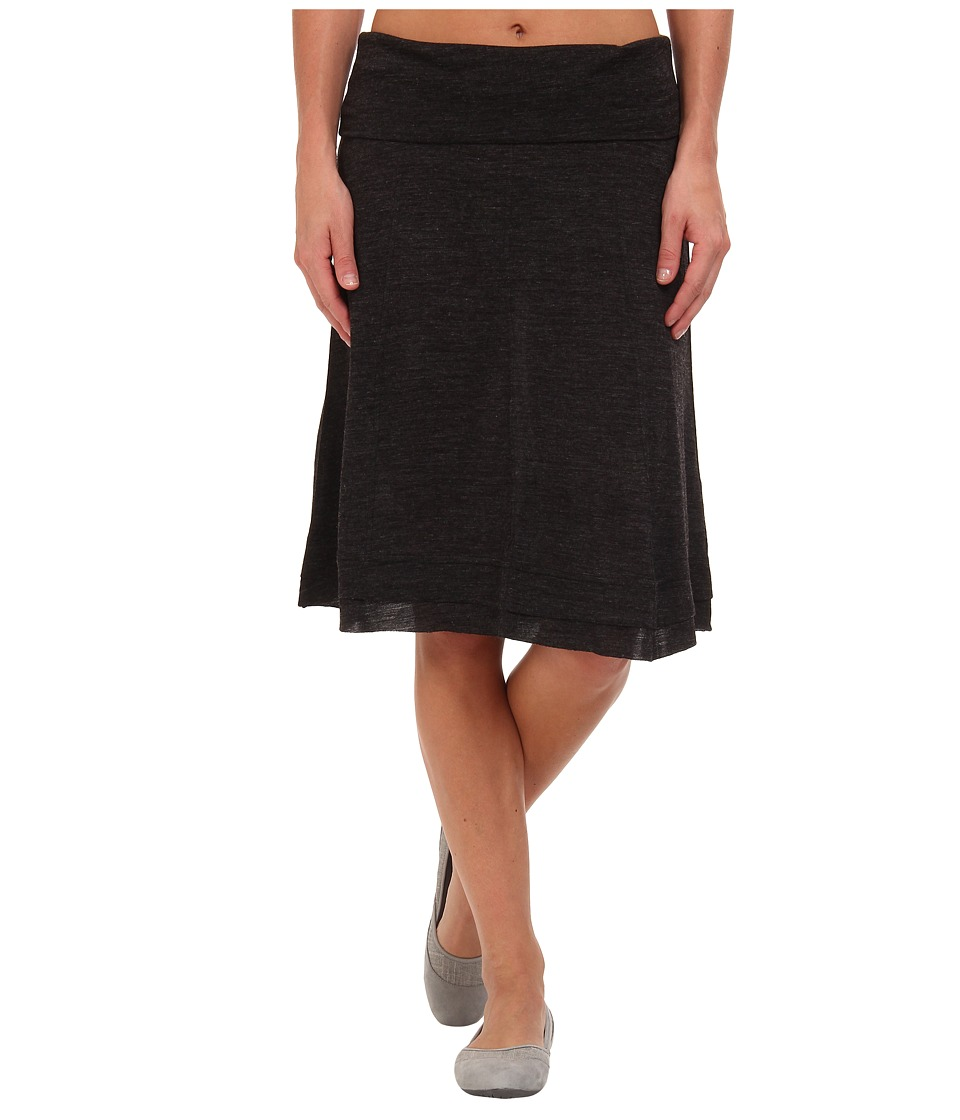 Prana Daphne Skirt (Black) Women