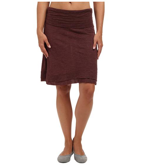 Prana - Daphne Skirt (Mahogany) Women's Skirt
