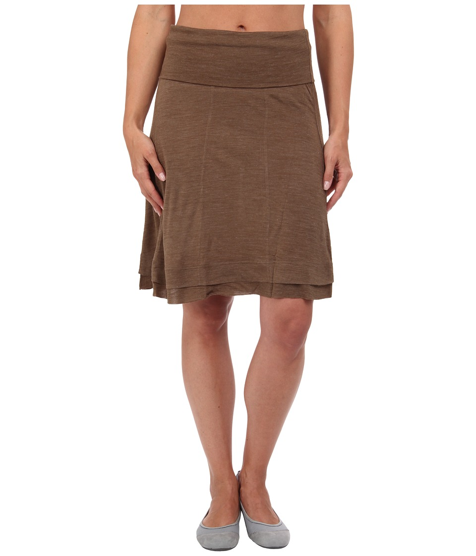 Prana - Daphne Skirt (Taupe) Women's Skirt