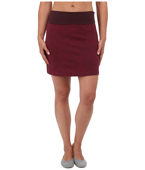 Prana - Roma Skirt (Rich Cocoa) Women's Skirt