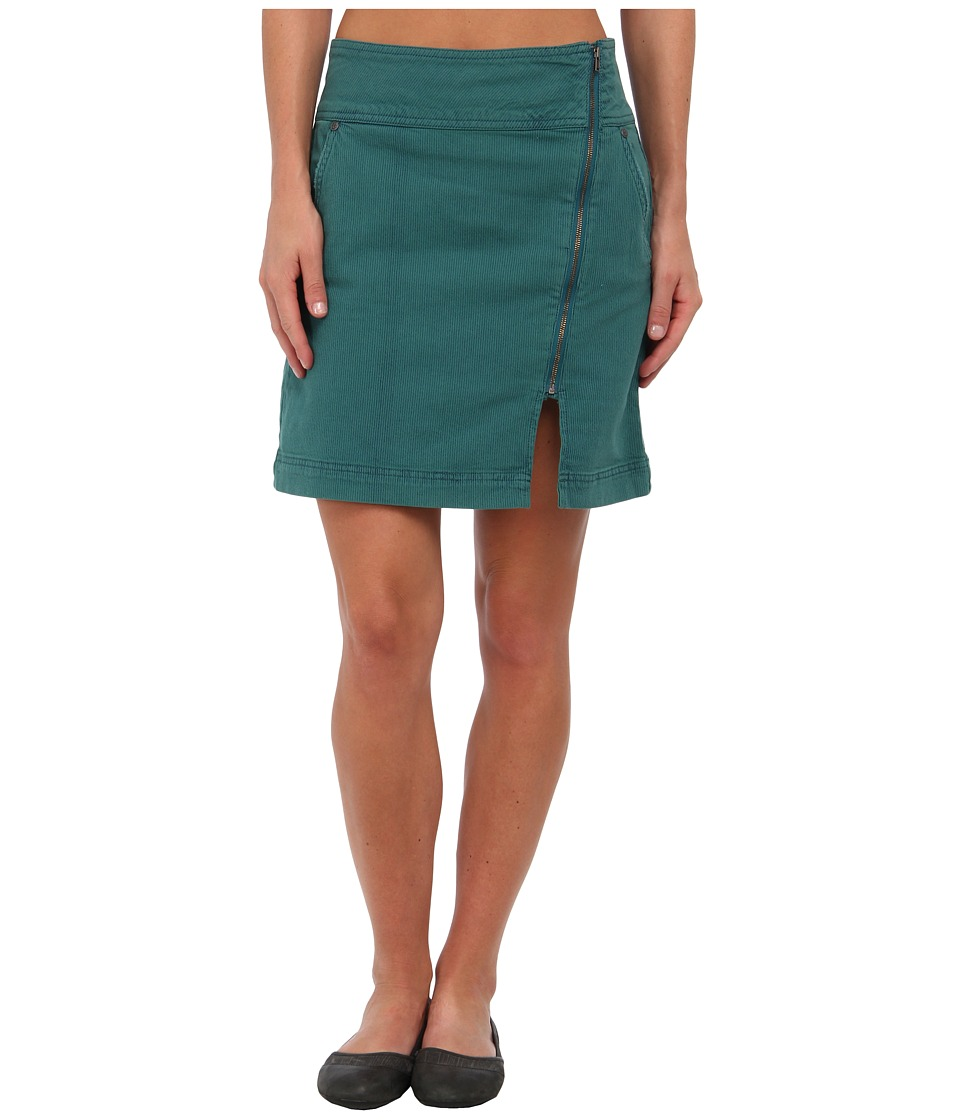 Prana - Tamsin Skirt (Deep Teal) Women's Skirt