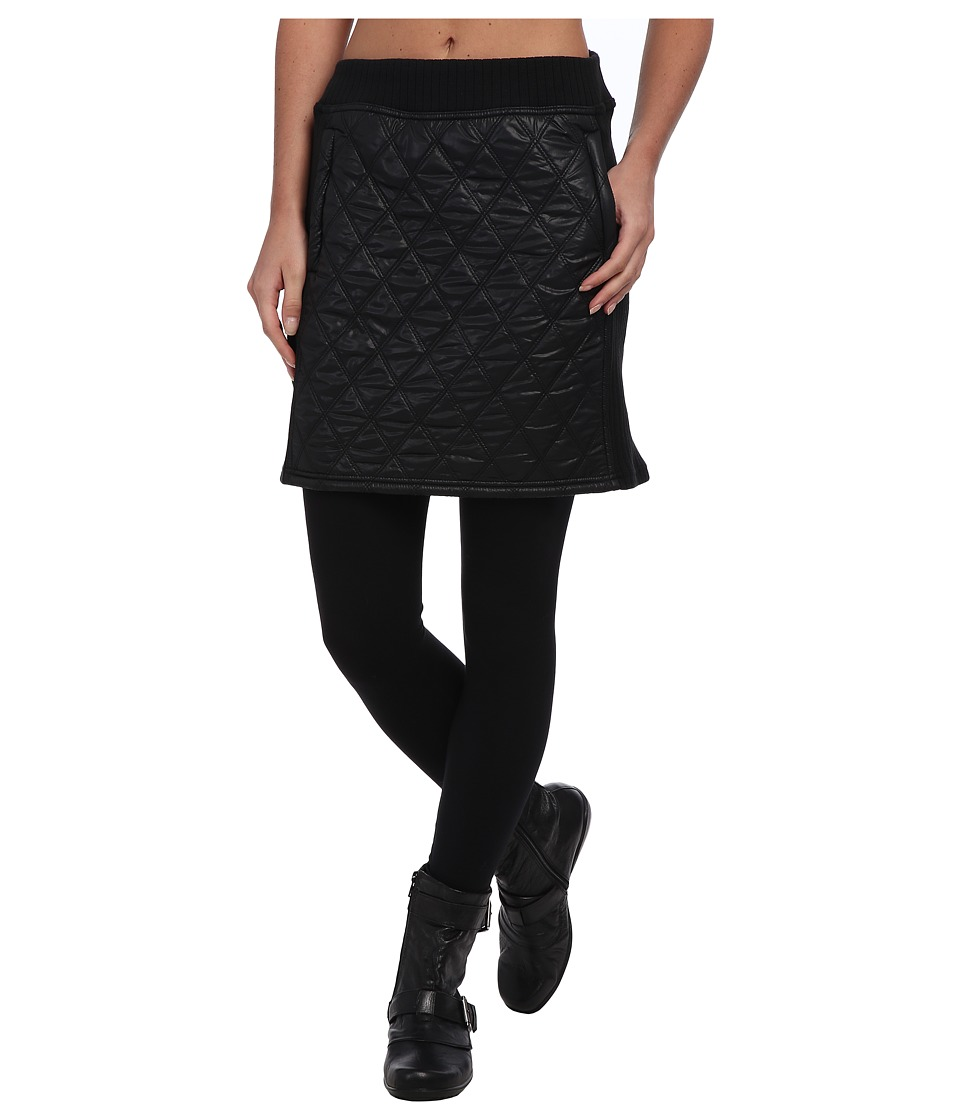 Prana - Diva Skirt (Black) Women's Skirt