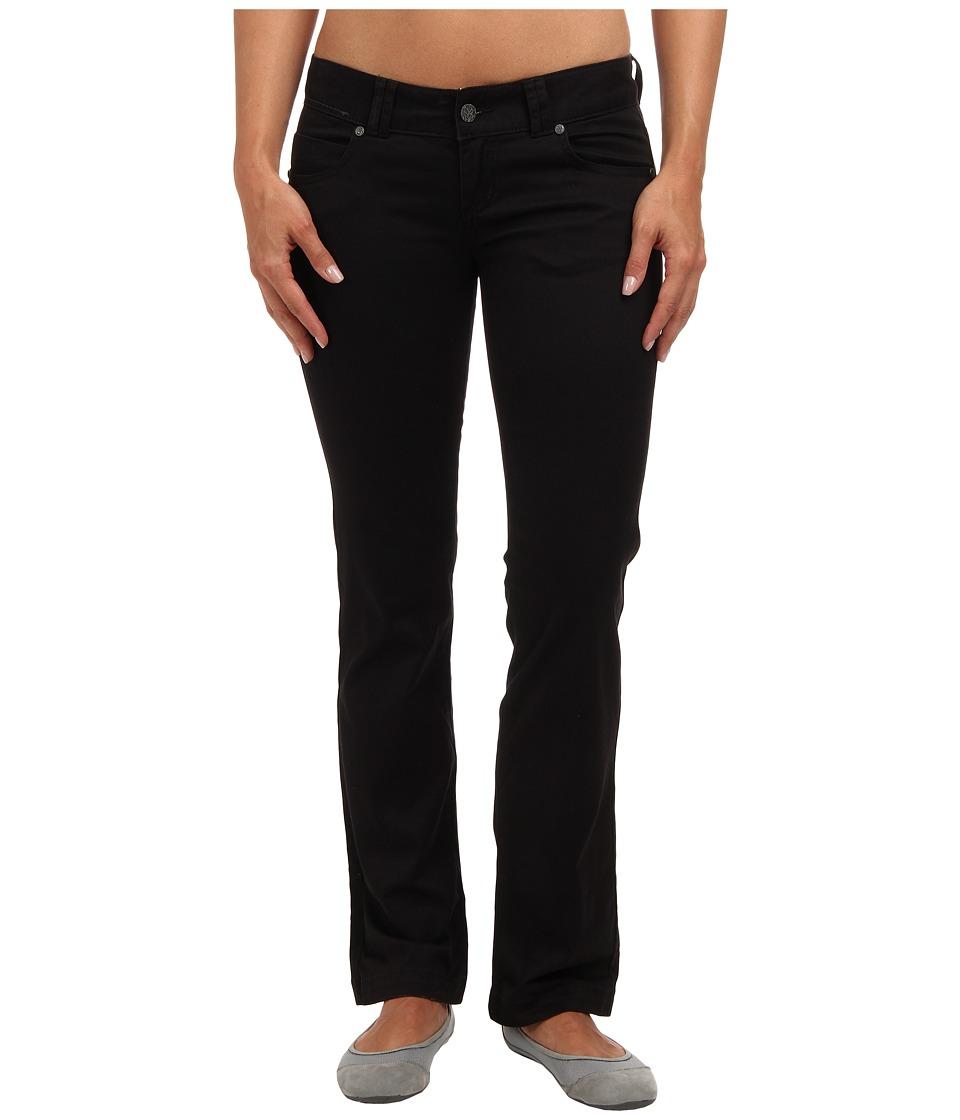Prana - Bedford Canyon (Black) Women's Casual Pants