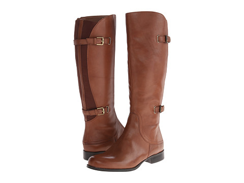 Naturalizer - Jamison (Banana Bread Leather) Women's Boots