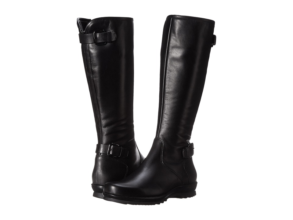 La Canadienne - Tyler (Black Leather) Women's Boots