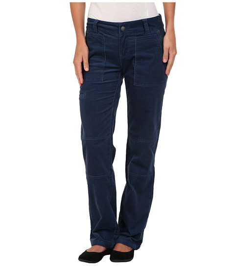 Prana - Jamie Cord Pant (Blue Ridge) Women