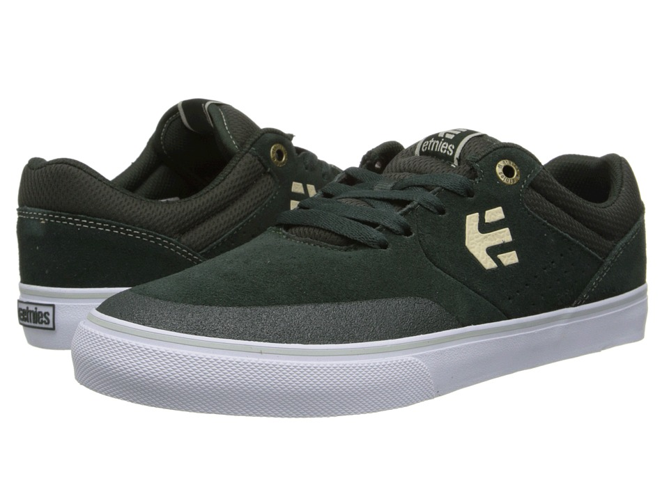etnies - Marana Vulc (Dark Green) Men's Skate Shoes