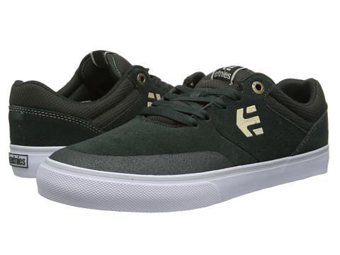 etnies - Marana Vulc (Dark Green) Men's Skate Shoes