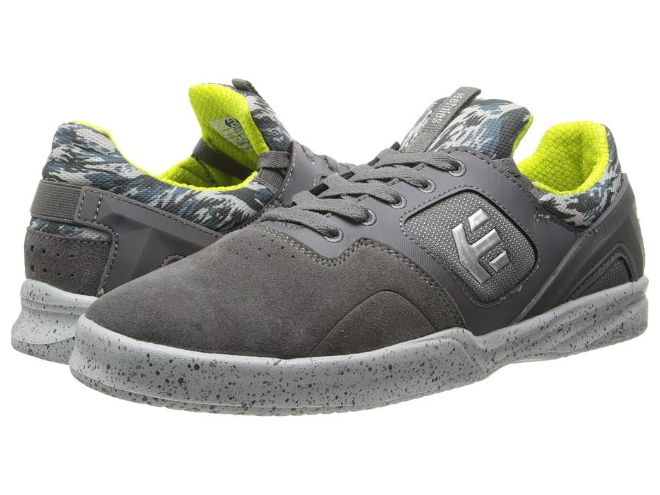 etnies - Highlight (Grey Camo) Men's Skate Shoes
