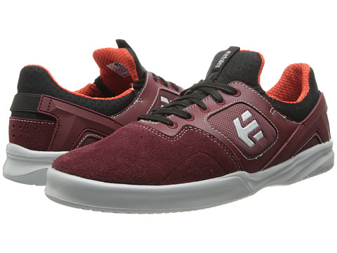 etnies - Highlight (Maroon) Men's Skate Shoes