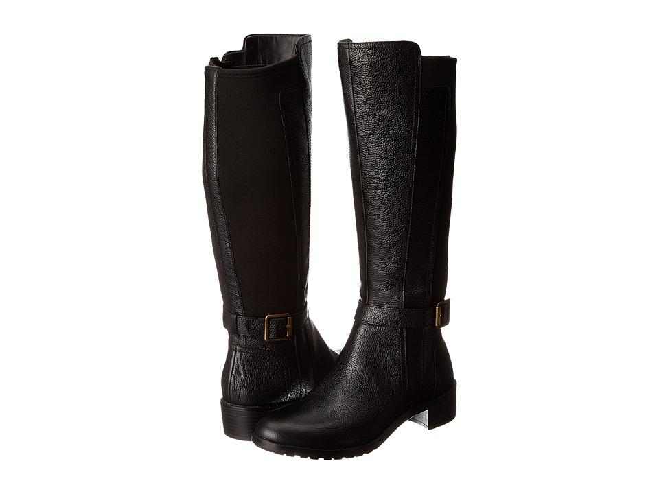 Naturalizer - Mint (Black Leather) Women's Shoes