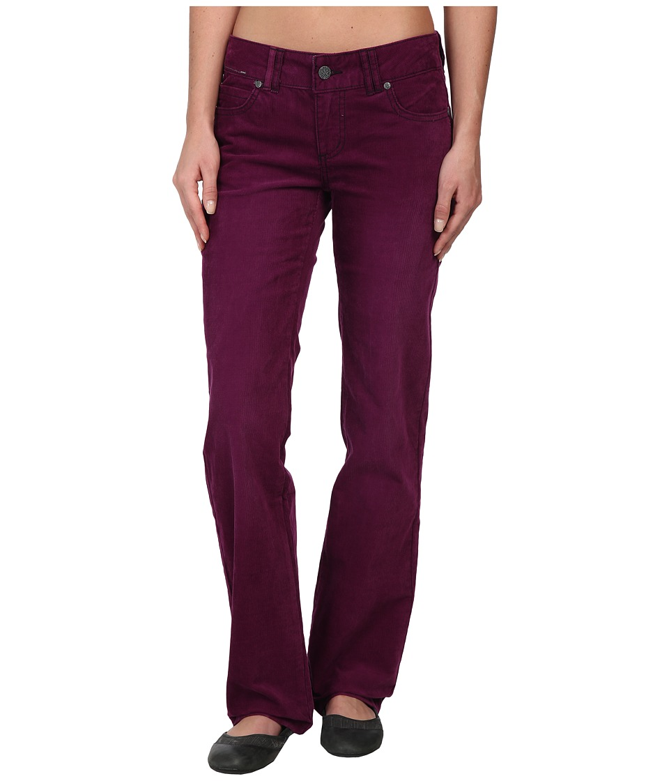 Prana - Canyon Cord Pant (Grapevine) Women's Casual Pants