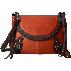 SALE! $74.99 - Save $73 on Lucky Brand Buckman Crossbody (Sprice Orange) Bags and Luggage - 49.33% OFF $148.00