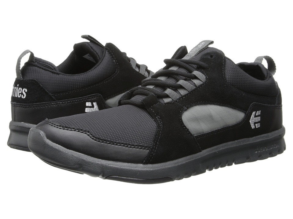 etnies - Scout MT (Black/Dark Grey) Men