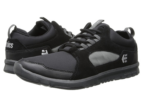 etnies - Scout MT (Black/Dark Grey) Men's Skate Shoes