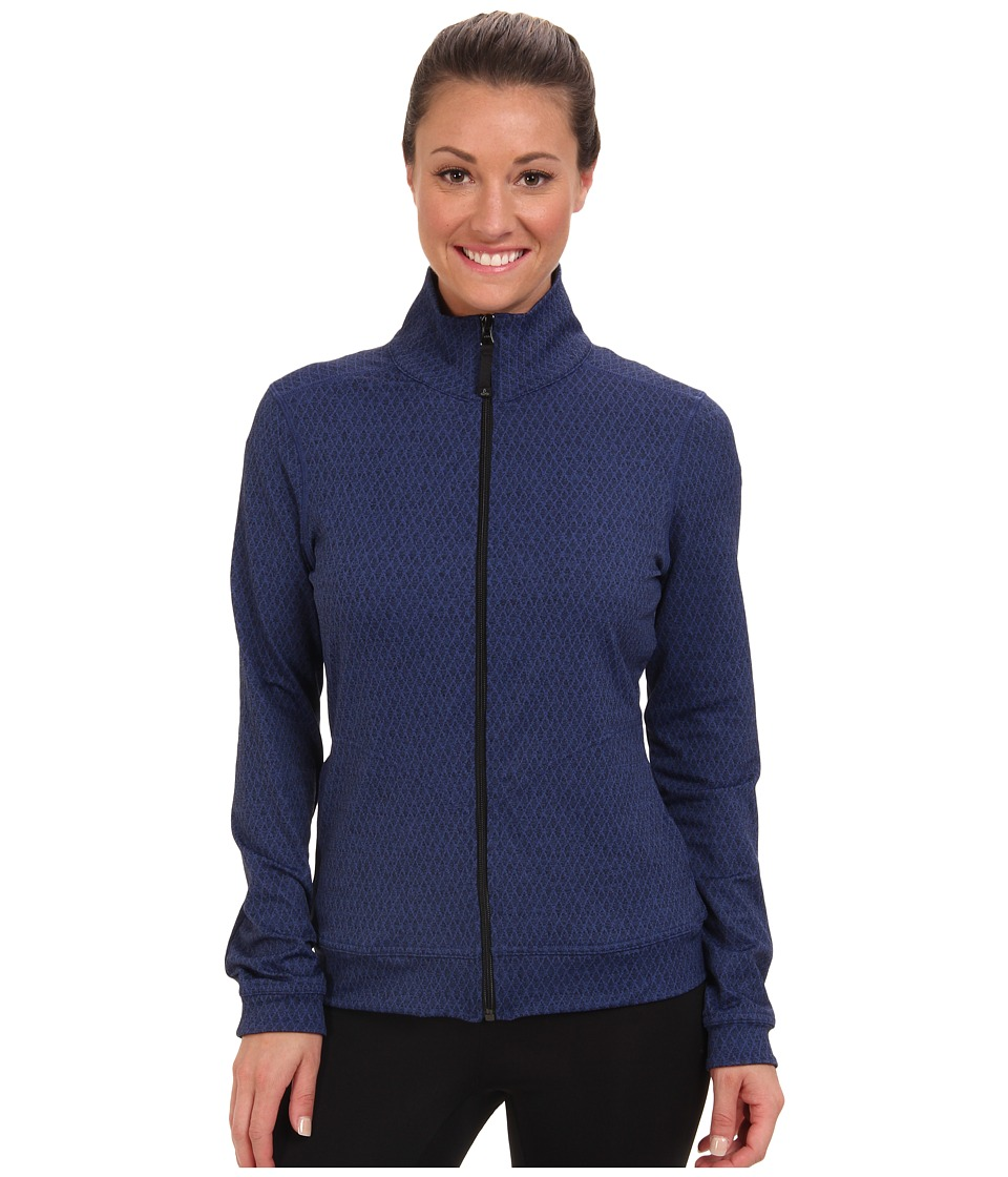 Prana - Randa Jacket (Blue Twilight Diamond) Women's Jacket
